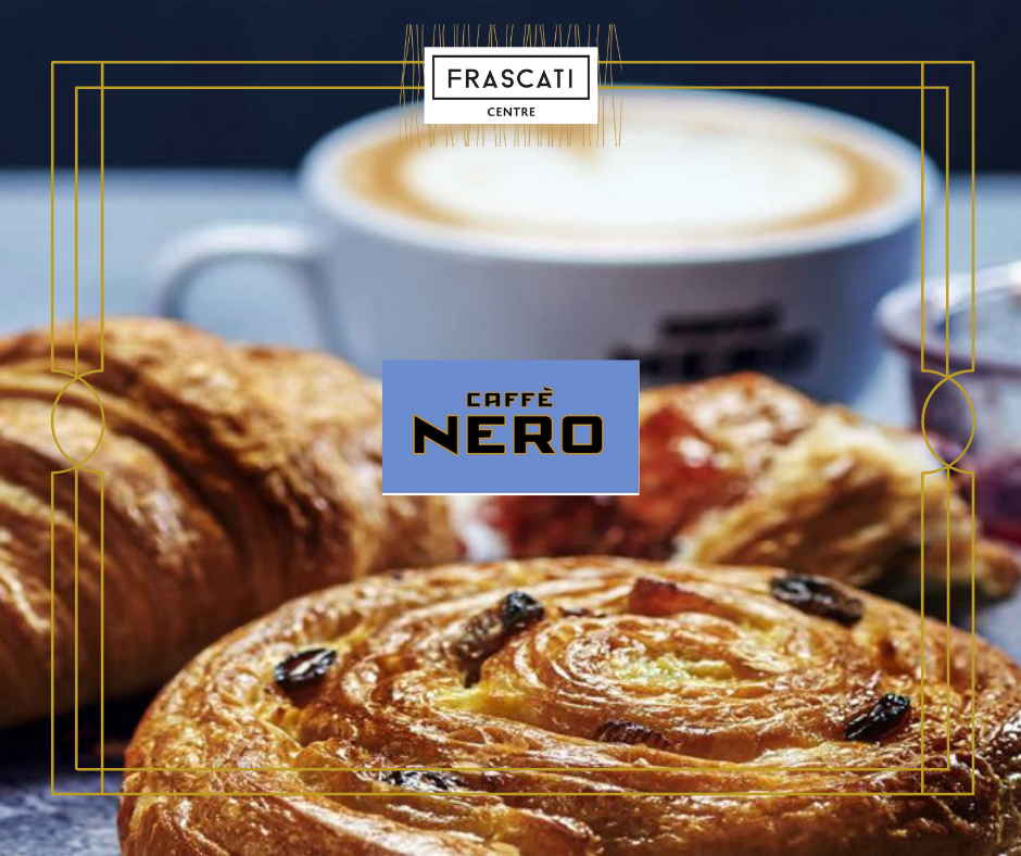 Frascati Centre Caffe Nero tenant image