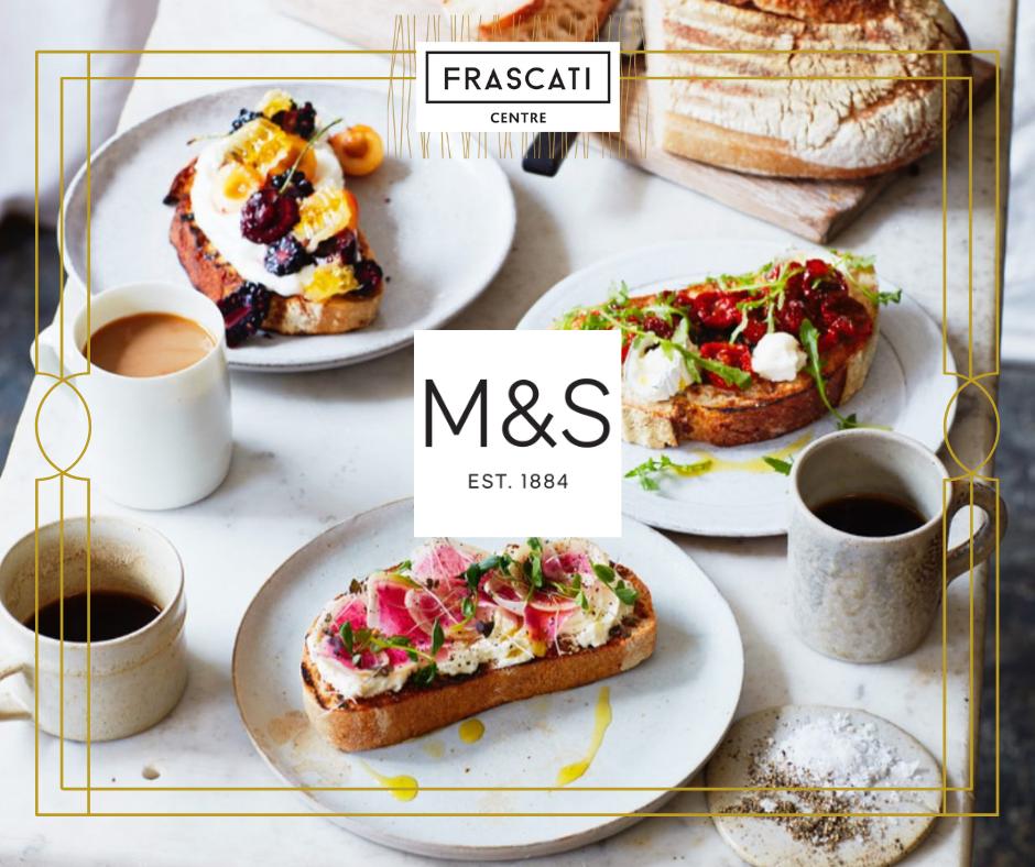 Frascati Centre M&S Cafe tenant image