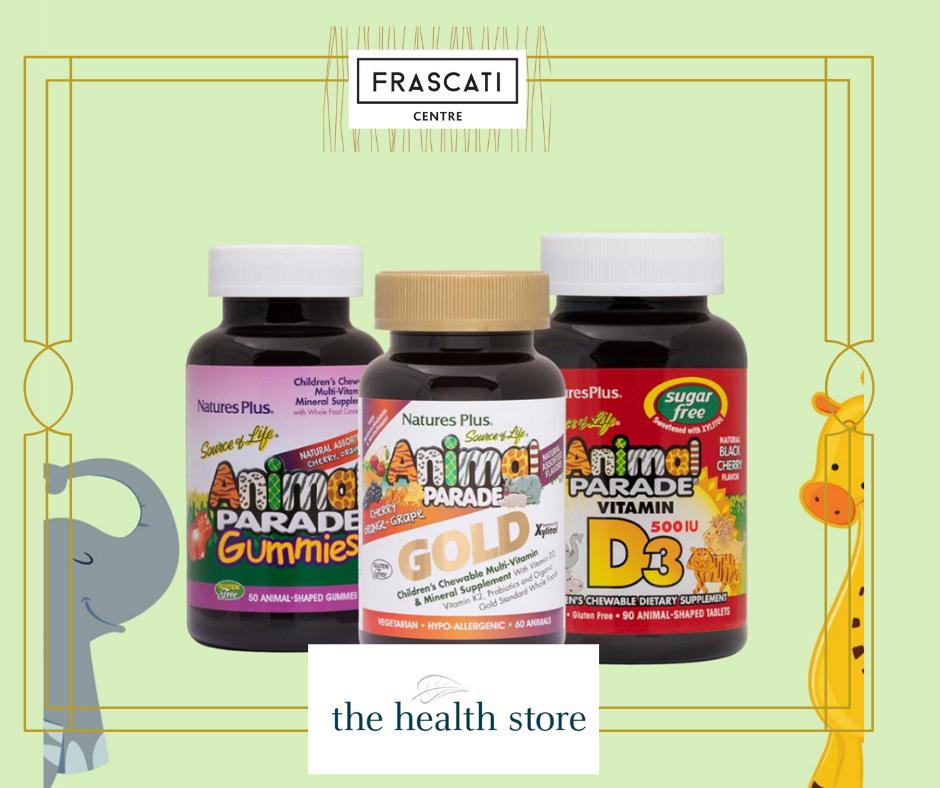 Health store image