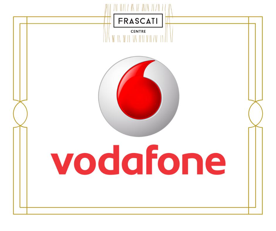 Frascati Centre Vodafone tenant image