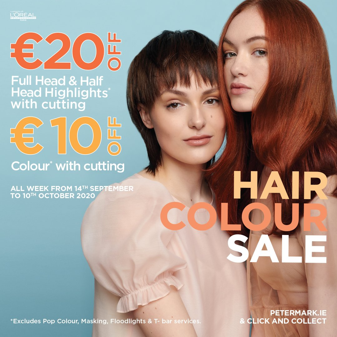 Peter Mark Frascati Centre discount offers
