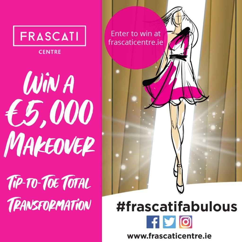 Frascati Centre 5k Makeover