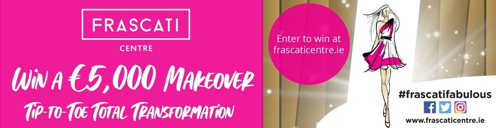Frascati Centre 5k Makeover banner