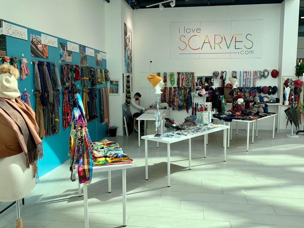 Picture of I Love Scarves Frascati Centre