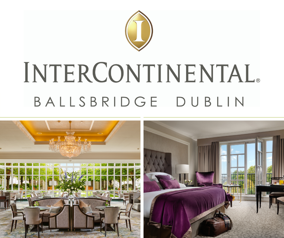 Intercontinental Frascati Centre Makeover prize
