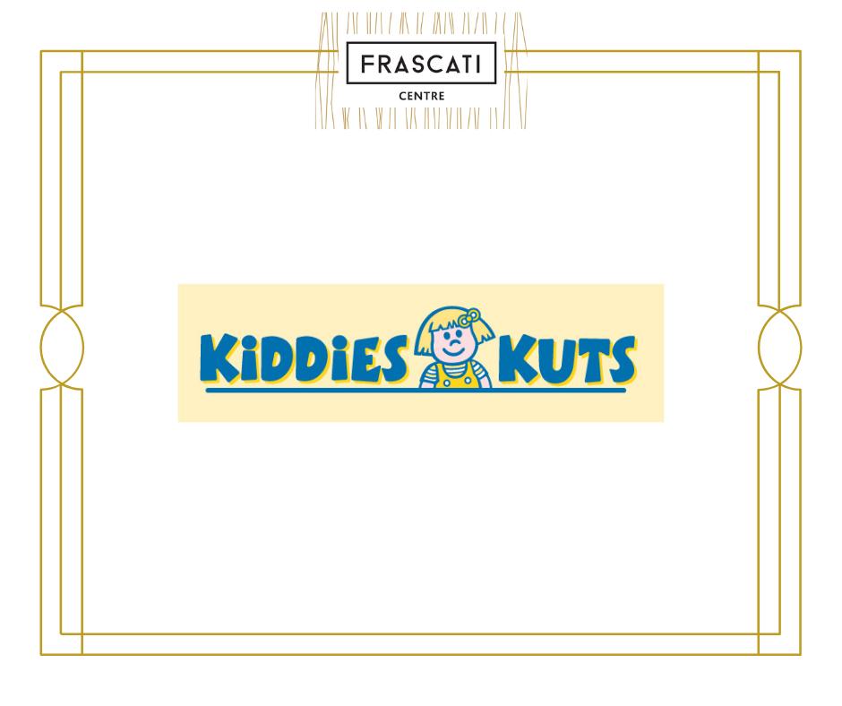 Kiddies Kuts Frascati Centre website tenant page