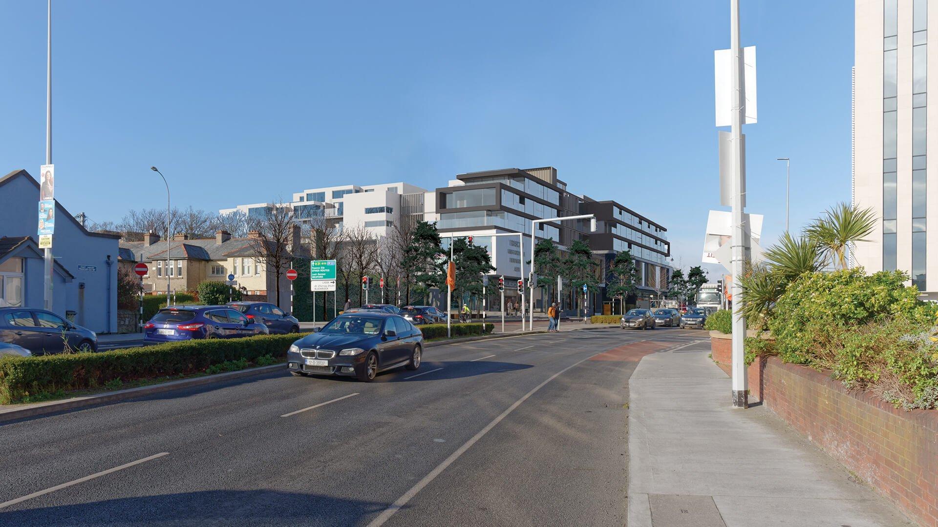 Frascati Redevelopment CGI