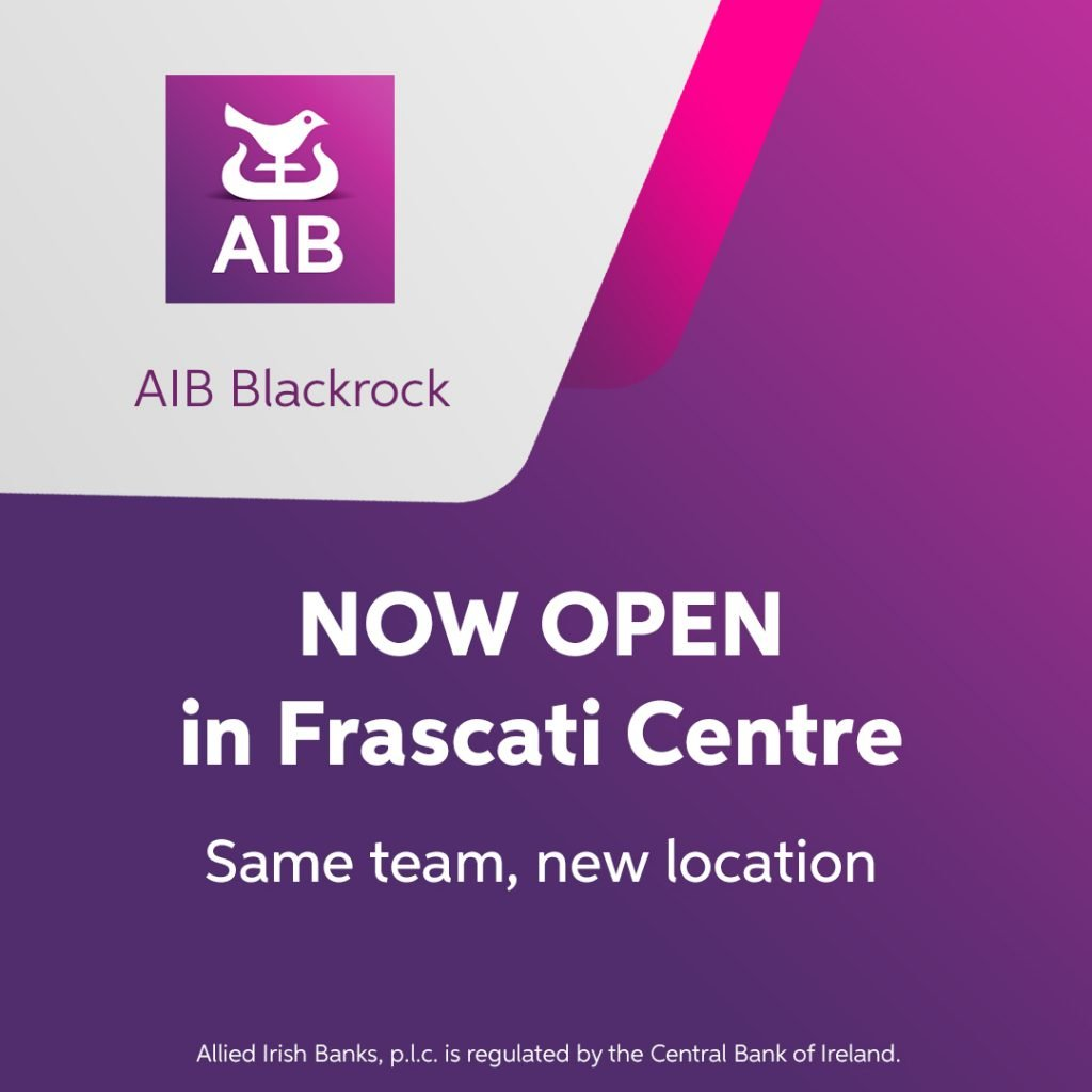 Frascati Centre AIB opening comm