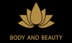 Frascati Centre body and beauty icon and text