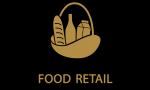 Frascati Centre food retail icon and text